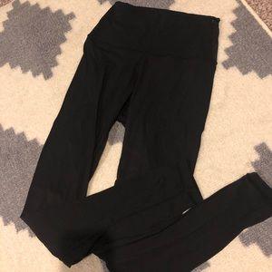 Black colorfulkoala leggings